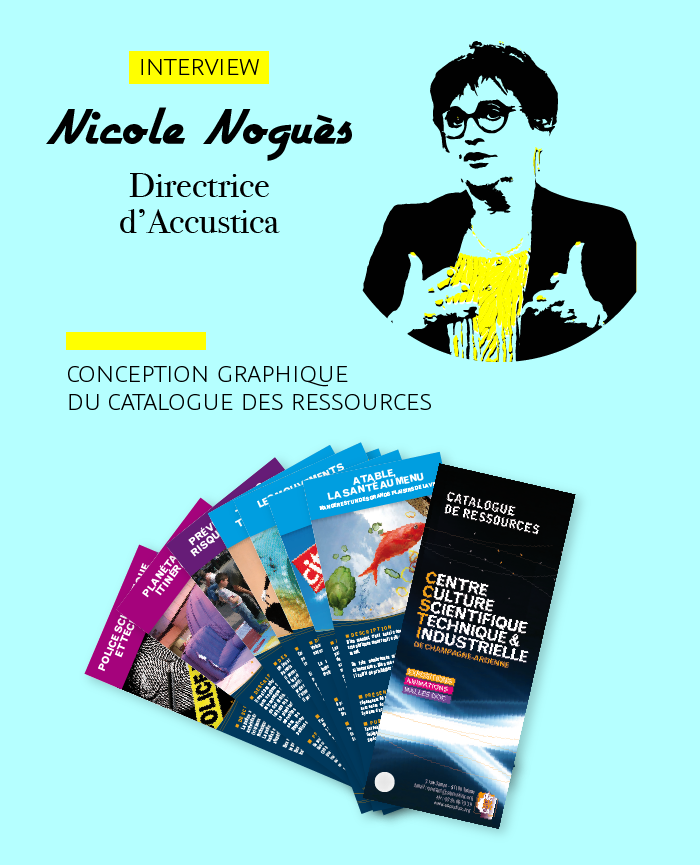 Interview de Nicole Nogues